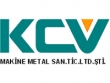 KCV MAKİNA METAL SAN.TİC.LTD.ŞTİ