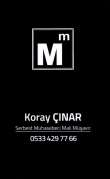 KORAY ÇINAR SMMM